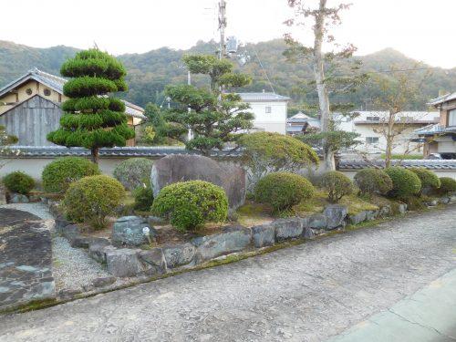 庭園の造園