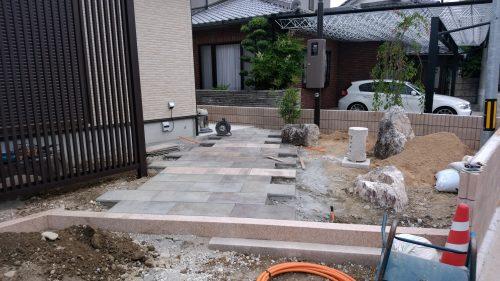 姫路市 造園 植栽