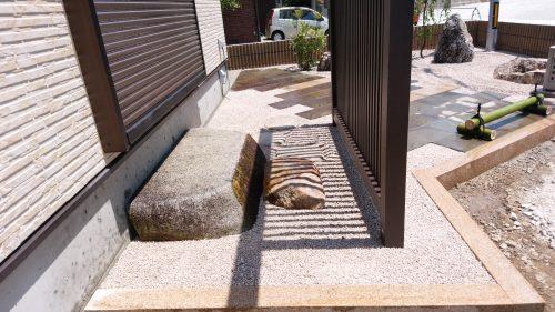 姫路市 造園 完成